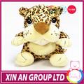 Enorme animal do leopardo jumbo stuffed animalplush toyes