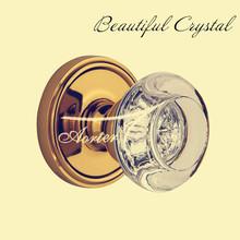 Crystal Furniture Handles/ Knobs