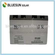 Bluesun high quality deep cycle 2v 1000ah sealed gel battery