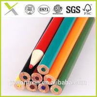 Wooden Standard coloring pencils Wholesale