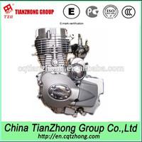 China Chongqing Tianzhong Dirt Bike Engine 200cc Air Cooled Sale