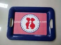 diplopore service PP tray,set,plastic plate,dinnerware