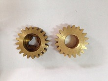 canton fair wholesale cnc matel non-standard gears processing with low price