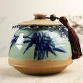 A estrenar de los jarrón antiguo de alto nivel de regalos de decoración de interior fujian regalo especial made in China dehua TG-406J233-LC-1