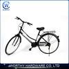 26er hi-ten steel frame city bike new style bike with reflector bike