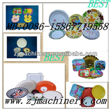 High quality silver dish forming machine