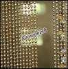 Anping modern hanging decorative string curtain/line screen for room divider/window/door with beads