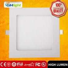 office nature white3w 4w 6w 9w 12w 15w 18w Low power consumption led disco panel equalizer