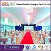25m span Aluminum PVC Fabric wedding tent decoration