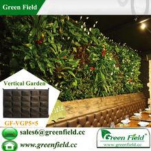 Parete verticale fioriera, fioriera muro verde produttore pentola
