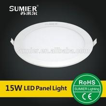 manufacturer design new item 15w led ceiling panel lighting on sale