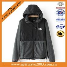 Mens Micro velo jaqueta, Jaqueta de inverno, Personalizado Mens hoodies do revestimento do velo