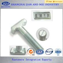 types of 16mm 8.8 t head bolt