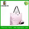 nylon foldable shopping bag shoulder nylon foldable bag