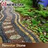 natural pebble stone paver, pebble price