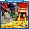 Hot sell at India and bangladesh corn husking machine