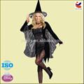 venda quente sexy de halloween vampiro desempenho roupa