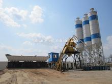 HZS 180 series mobile precast concrete plant for sale