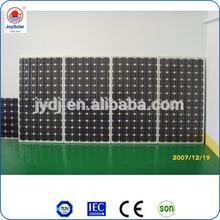 80w 100w 130w solar panel for solar street light