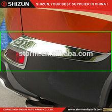Hot Car Accesories 2014 RAV4 Fog Light Bezel and Rear Bumper Chrome Trim