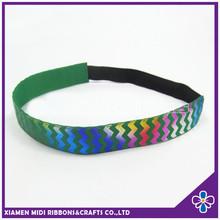 Lady's Headband Sport elastic hairband girls hair band wholesale