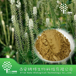 100% Natural Black Cohosh Extract 2.5% Triterpenoid Saponins Powder by UV