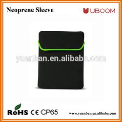 Free Sample Laptop Bag Neoprene Tablet Sleeve for Apple laptop
