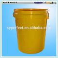Embalagem 20 litro de plástico pesticidas química balde de tinta 5 galões embalagem balde