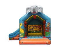2014 new style comobo castle,bounce castle ; mini house for advertising