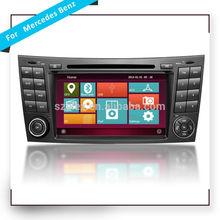 ALEX High Quality Car DAB Radio with USB MP3 player/Car Radio for Benz E-Class W211