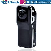 Digital video camera hd mini camera MD80 Mini Pocket DVR DV Camera Recorder + 2gb memory card