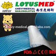 Nanjing lotusmed Printed Self adhering Flexible Bandge Cat/dog/horse wrap (FDA/ISO/CE approved)