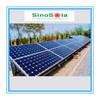 10KW High Efficiency Crystallin Silicon Solar System by Sinosola