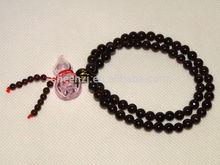 Nero caldo forma di zucca olio essenziale braccialetto/nero brighton braccialetto/braccialetto di corallo nero