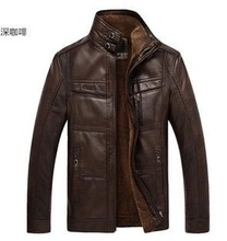 Z53628A Fashion wholesale men short leather jackets
