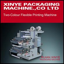polyethylene flexo printing machine two color,flexo label printing machine,Schneider switches for printing machine