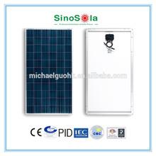 260 watt photovoltaic solar panel