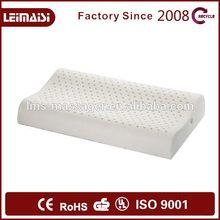 Durable newest latex column shape leg pillow