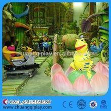 C&Q Amusement rides, Fantastic indoor/outdoor amusement park passenger trains for sale