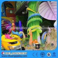 C&Q Amusement rides, Fun&Intresting!!! Mini Shuttle amusement games train