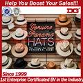 Venda quente! Modern personalizado tampa de exposição da loja stand para o chapéu