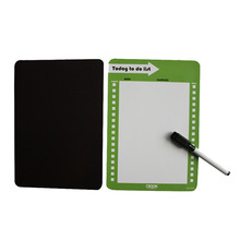 Colorful Rectangle Magnetic Writing Board For Advertising