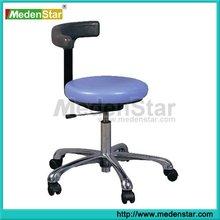 2014 New design laboratory stool/dental stool with wheels