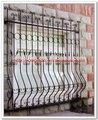 Modelos de ferro grade da janela