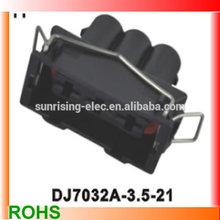 bosch 3 poles waterproof automotive connector