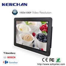 1080P Video display 26 inch network digital signage 1080p