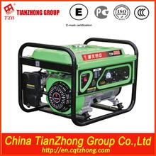 TZH tigmax gasoline generator/ gasoline generator spare parts for sales