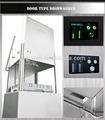 Ce cetificate comercial de ahorro de energía compacta pequeño lavavajillas, de acero inoxidable lavavajillas industriales/lavavajillas comerciales