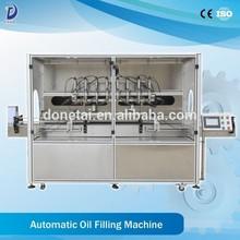 Automtic Peanut Oil Filler, Bottled Olive Oil Filling Line, Filling System