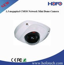 hikvision micro camera wifi, cloud, 1.3 Mega, Vandal-proof, mini dome, IP surveillance Camera